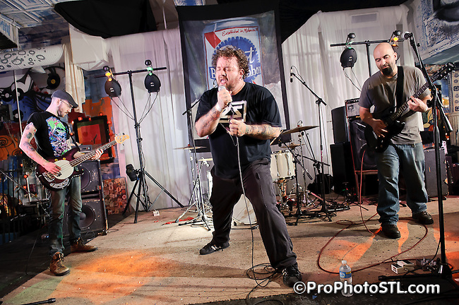 "Dicegrinder performing at ""PBR Me In St. Louis 3? event at 2720 Cherokee in St. Louis, MO on Nov 20, 2010."