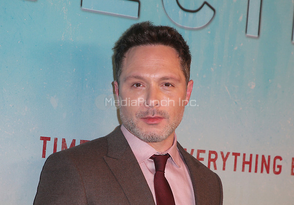 LOS ANGELES, CA - JANUARY 10: Nic Pizzolatto, at the Los Angeles Premiere of HBO's True Detective Season 3 at the Directors Guild Of America in Los Angeles, California on January 10, 2019. Credit: Faye Sadou/MediaPunch