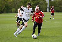 Pictured: Danny McGowan. Tuesday 06 May 2014<br />