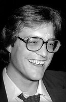 David Letterman 1977<br /> Photo By Adam Scull/PHOTOlink.net
