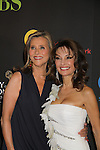 Susan Lucci and Meridith Vierira at the 38th Annual Daytime Entertainment Emmy Awards 2011 held on June 19, 2011 at the Las Vegas Hilton, Las Vegas, Nevada. (Photo by Sue Coflin/Max Photos)