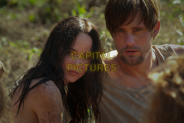 Ellen Page & Alexander Skarsgard.in The East (2013) .*Filmstill - Editorial Use Only*.CAP/NFS.Supplied by Capital Pictures.