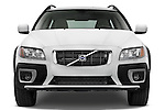 Straight front view of a 2008 Volvo XC 70