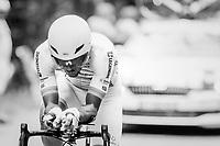 Amael Moinard (FRA/Fortuneo-Samsic)<br /> <br /> Stage 20 (ITT): Saint-Pée-sur-Nivelle >  Espelette (31km)<br /> <br /> 105th Tour de France 2018<br /> ©kramon