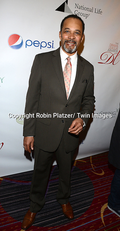 Clifton Davis attends the 80th Annual Drama League Awards Ceremony and Luncheon on May 16, 2014 at the Marriot Marquis Hotel in New York City, New York, USA.