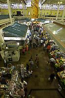 Porto Alegre_RS, Brasil...Mercado Publico Central em Porto Alegre, Rio Grande do Sul...Central Public Market in Porto Alegre, Rio Grande do Sul...Foto: MARCUS DESIMONI / NITRO