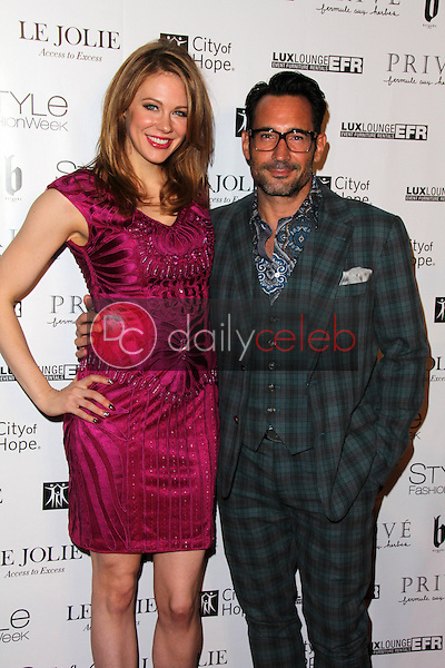 Maitland Ward, Gregory Zarian<br />