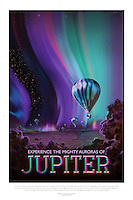 JPL - Interplanetary Travel Poster Series
