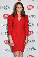 Melanie C arriving for the Ivor Novello Awards 2018 at the Grosvenor House Hotel, London, UK. <br /> 31 May  2018<br /> Picture: Steve Vas/Featureflash/SilverHub 0208 004 5359 sales@silverhubmedia.com