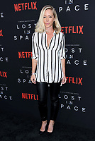 09 April 2018 - Hollywood, California - Kendra Wilkinson. NETFLIX's &quot;Lost in Space&quot; Season 1 Premiere Event held at Arclight Hollywood Cinerama Dome. <br /> CAP/ADM/BT<br /> &copy;BT/ADM/Capital Pictures
