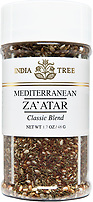 India Tree Mediterranean Za'atar, India Tree Spice Blends
