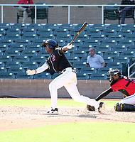 Rafael Cruz participates in the MLB International Showcase at Salt River Fields on November 12-14, 2019 in Scottsdale, Arizona (Bill Mitchell)