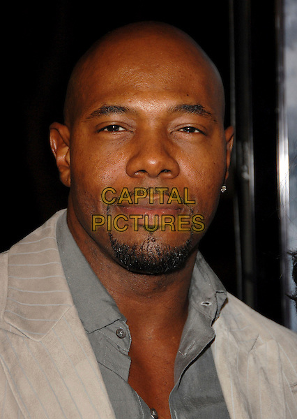 "ANTOINE FUQUA.The Paramount Pictures L.A. Premiere of ""Shooter"" held at The Mann Village Theatre in Westwood, California, USA..March 8th, 2007.headshot portrait goatee facial hair .CAP/DVS.©Debbie VanStory/Capital Pictures"