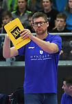 08.02.2020, GER, VBL, SVG Lueneburg vs Berlin Recycling Volleys, im Bild Trainer Stefan Huebner (Hübner Lueneburg) / Foto © nordphoto/ Witke