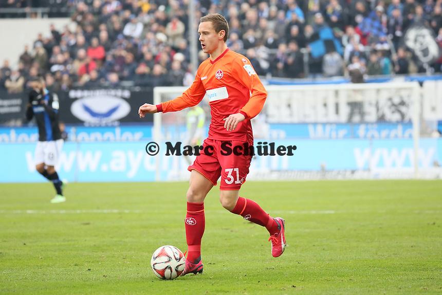 Chris Löwe (FCK)- FSV Frankfurt vs. 1. FC Kaiserslautern, Frankfurter Volksbank Stadion