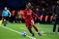 Naby Keita (Liverpool) <br /> Parigi 28-11-2018 <br /> Paris Saint Germain - Liverpool Champions League 2018/2019<br /> Foto JB Autissier / Panoramic / Insidefoto <br /> ITALY ONLY