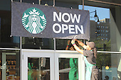 Starbucks OPEN