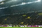09.03.2019, Signal Iduna Park, Dortmund, GER, 1.FBL, Borussia Dortmund vs VfB Stuttgart, DFL REGULATIONS PROHIBIT ANY USE OF PHOTOGRAPHS AS IMAGE SEQUENCES AND/OR QUASI-VIDEO<br /> <br /> im Bild   picture shows:<br /> Signal Iduna Park im Regen, <br /> <br /> Foto &copy; nordphoto / Rauch