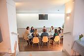 Nutrition workshop, Maida Hill Place.