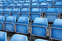 Empty seats around the ground during Yorkshire CCC vs Essex CCC, Specsavers County Championship Division 1 Cricket at Emerald Headingley Cricket Ground on 15th April 2018