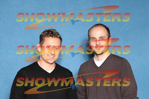 London Film and Comic Con 2008, Alex Winter