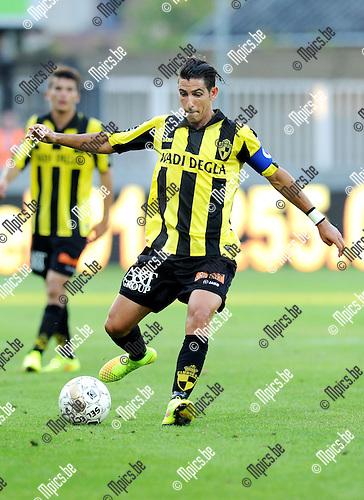 2014-07-26 / Voetbal / seizoen 2014-2015 / SK Lierse - KV Oostende / Hernan Losada<br /><br />Foto: mpics.be