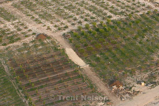 """Eldorado - Aerial views of the FLDS compound YFZ """"Yearning for Zion"""" Ranch, Tuesday, April 8, 2008. Law enforcement continued their search operation (including the FBI)."""