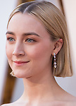 04.03.2018; Hollywood, USA: <br /> Saoirse Ronan<br /> attends the 90th Annual Academy Awards at the Dolby&reg; Theatre in Hollywood.<br /> Mandatory Photo Credit: &copy;AMPAS/Newspix International<br /> <br /> IMMEDIATE CONFIRMATION OF USAGE REQUIRED:<br /> Newspix International, 31 Chinnery Hill, Bishop's Stortford, ENGLAND CM23 3PS<br /> Tel:+441279 324672  ; Fax: +441279656877<br /> Mobile:  07775681153<br /> e-mail: info@newspixinternational.co.uk<br /> Usage Implies Acceptance of Our Terms &amp; Conditions<br /> Please refer to usage terms. All Fees Payable To Newspix International