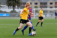 National Women's League - Capital v WaiBOP at Petone Memorial Park, Lower Hutt, New Zealand on Saturday 13 October 2018. <br /> Photo by Masanori Udagawa. <br /> www.photowellington.photoshelter.com