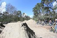 BMX/Dirt Bike Strecke im Rüsselsheimer Ostpark