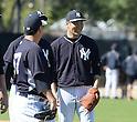 Masahiro Tanaka (Yankees),<br /> FEBRUARY 16, 2014 - MLB :<br /> New York Yankees spring training camp in Tampa, Florida, United States. (Photo by AFLO)