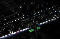 European Championships Fencing 2010 / Fecht Europameisterschaft 2010 in Leipzig - Competition Championat d'europe - im Bild: Feature / Symbolfoto Arena / Overview / Reflection / Reflexion / Halbfinale / Semi finale . Foto: Norman Rembarz..Norman Rembarz , Autorennummer 41043728 , Augustenstr. 2, 04317 Leipzig, Tel.: 01794887569, Hypovereinsbank: BLZ: 86020086, KN: 357889472, St.Nr.: 231/261/06432 - Jegliche kommerzielle Nutzung ist honorar- und mehrwertsteuerpflichtig! Persönlichkeitsrechte sind zu wahren. Es wird keine Haftung übernommen bei Verletzung von Rechten Dritter. Autoren-Nennung gem. §13 UrhGes. wird verlangt. Weitergabe an Dritte nur nach  vorheriger Absprache..