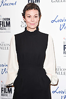 Helen McCrory at the London Film Festival 2017 screening of &quot;Loving Vincent&quot; at the National Gallery, Trafalgar Square, London, UK. <br /> 09 October  2017<br /> Picture: Steve Vas/Featureflash/SilverHub 0208 004 5359 sales@silverhubmedia.com