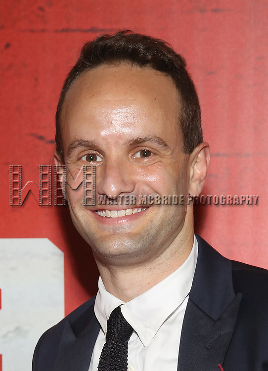 Nick Mills attends the Broadway Opening Night Party for George Orwell's '1984' at The Lighthouse Pier 61 on June 22, 2017 in New York City.