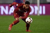 Justin Kluivert of AS Roma <br /> Roma 11-3-2019 Stadio Olimpico Football Serie A 2018/2019 AS Roma - Empoli<br /> Foto Andrea Staccioli / Insidefoto