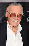 HOLLYWOOD, CA - APRIL 11: Stan Lee attends the World premiere of 'Marvel's Avengers' at the El Capitan Theatre on April 11, 2012 in Hollywood, California.
