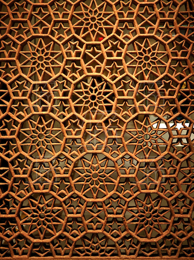 Textura en madera. Wood texture. (Photo: VizzorImage/Luis Ramírez)