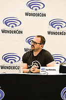 Ryan Meinerding at Wondercon in Anaheim Ca. March 31, 2019