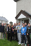 Laurence Park Key Handover June 2012