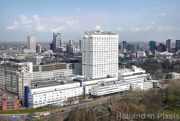 Nederland Rotterdam  26 maart 2018.  Het Erasmus MC ziekenhuis. Foto Berlinda van dam / Hollandse Hoogte