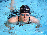PICTURE BY VAUGHN RIDLEY/SWPIX.COM - Swimming - British International Disability Swimming Championships 2012 - Ponds Forge, Sheffield, England - 08/04/12 - Susannah Rodger competes in the Women's MC 50m Butterfly Heats.