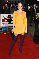 LONDON, UK. October 03, 2018: Emma Conybeare at the premiere of &quot;Johnny English Strikes Again&quot; at the Curzon Mayfair, London.<br /> Picture: Steve Vas/Featureflash