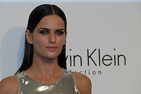 Model Izabel Goulart Attends the Calvin Klein Collection post show event at Spring Studios on September 12, 2013 New York by VIEWpress