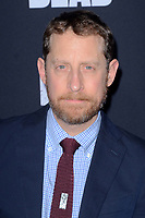 "LOS ANGELES - SEP 23:  Scott M. Gimple at the ""The Walking Dead"" Season 10 Premiere Event at the TCL Chinese Theater on September 23, 2019 in Los Angeles, CA"