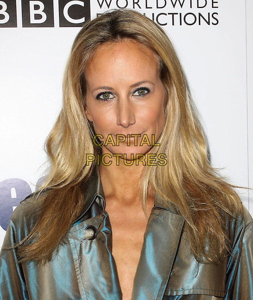LADY VICTORIA HERVEY.The BritWeek 2010 Champagne Launch held At The British General Consul Residence, Los Angeles, California, USA..April 20th, 2010.headshot portrait blue brown shimmer shimmery two tone top.CAP/ADM/KB.©Kevan Brooks/AdMedia/Capital Pictures.