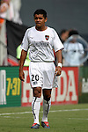3 July 2004: Amado Guevara. DC United defeated the MetroStars 6-2 at RFK Stadium in Washington, DC during a regular season Major League Soccer game..