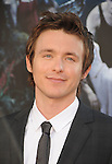 "HOLLYWOOD, CA. - June 08: Marshall Allman arrives at HBO's ""True Blood"" Season 3 Premiere at ArcLight Cinemas Cinerama Dome on June 8, 2010 in Hollywood, California."