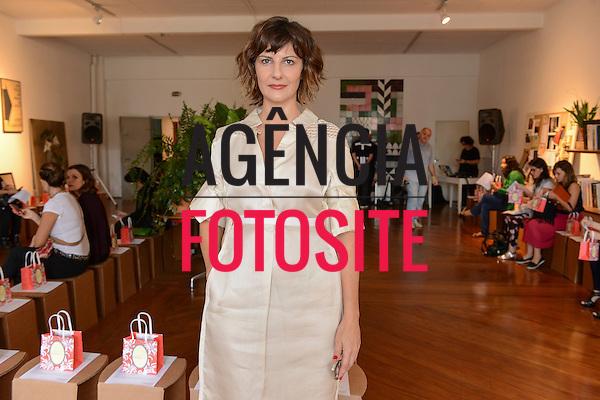 Patricia Parenza<br /> <br /> Isabela Capeto<br /> <br /> S&atilde;o Paulo Fashion Week- Ver&atilde;o 2016<br /> Abril/2015<br /> <br /> foto: Gabriel Cappelletti/ Ag&ecirc;ncia Fotosite