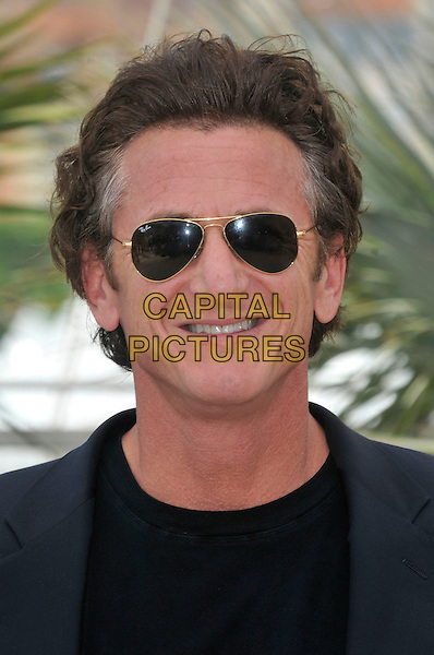 SEAN PENN.President of the Jury at the Jury photocall at the 61st Cannes International Film Festival, Cannes, France..14th May 2008 .portrait headshot Ray-Ban ray ban sunglasses shades.CAP/PL.© Phil Loftus/Capital Pictures