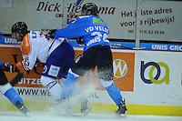 IJSHOCKEY: HEERENVEEN; 20-12-2014, IJsstadion Thialf, UNIS Flyers - Eindhoven Kemphanen 201214, uitslag 7-0, ©foto Martin de Jong